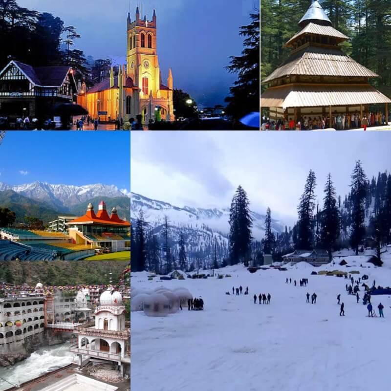 Himachal Tourism