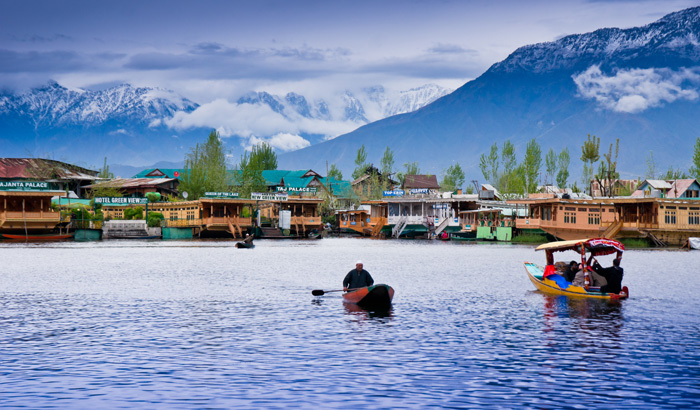 Day 01: Flights From Delhi - Srinagar By Flight