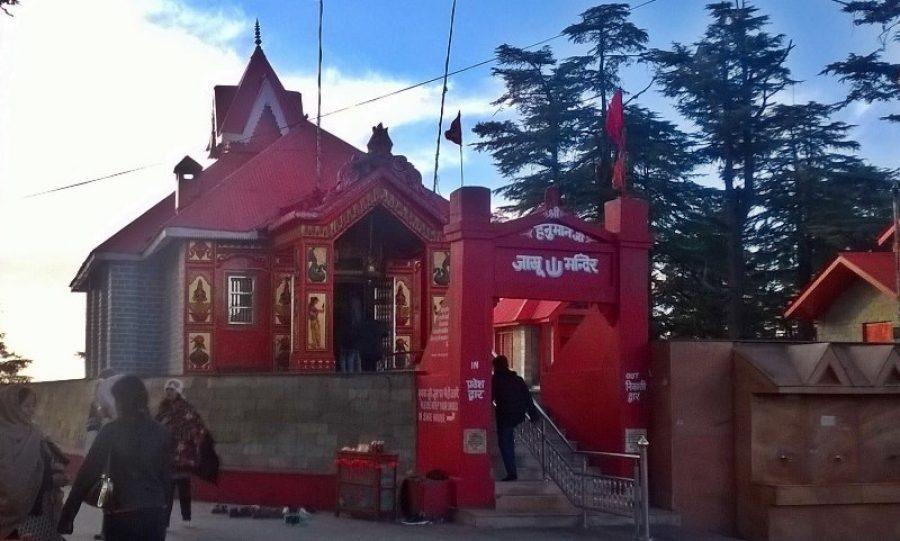 Day 2: Local sightseeing of Shimla & Kufri