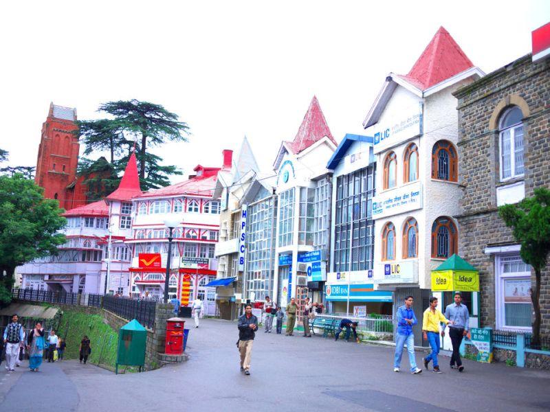Day 1: Delhi to Shimla