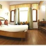 Hotel Surya Deluxe Room