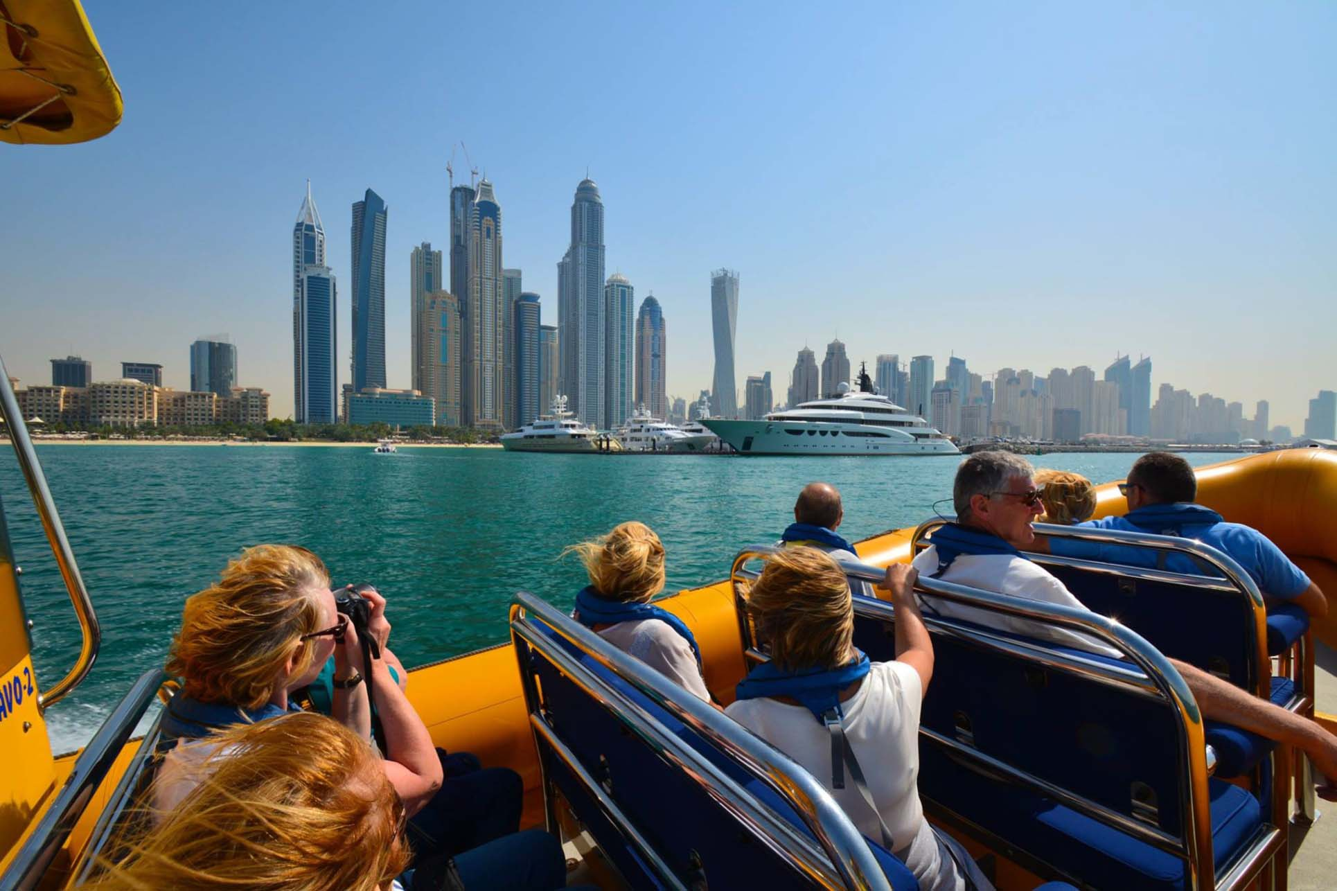 Day 2 : Half day Dubai Tour with Dhow Cruise