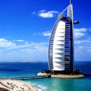 United Arab Emirates-Burj Al Arab