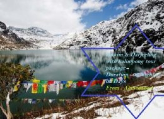 Sikkim & Darjeeling With Kalimpong Tour Package