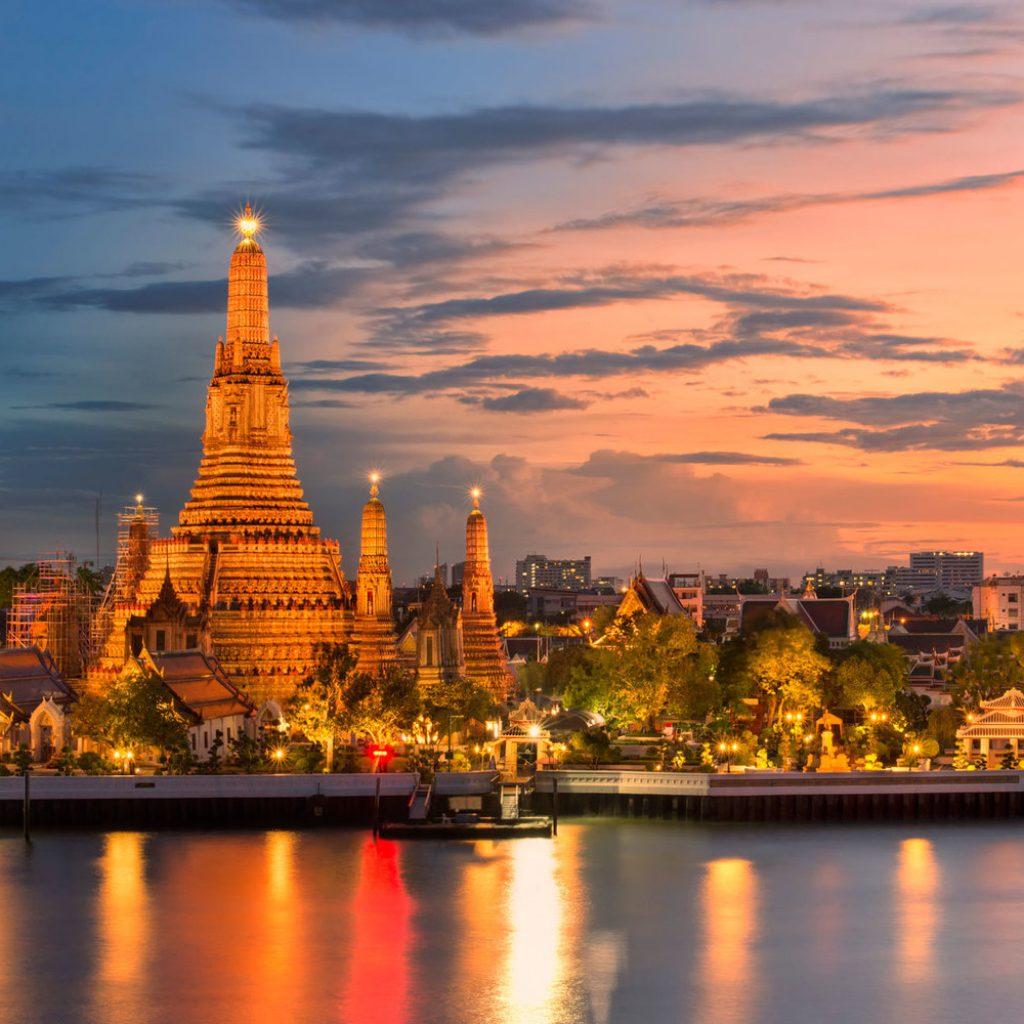 Day 6 : Departure from Bangkok