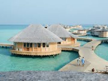 maldives tour package from india