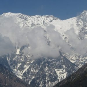 Dharamshala View point
