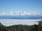 Kausani Deluxe Tour Package