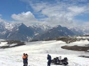 Manali Package Rohtag pass