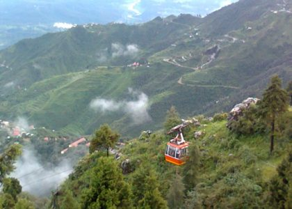 Mussoorie Budget Tour Package