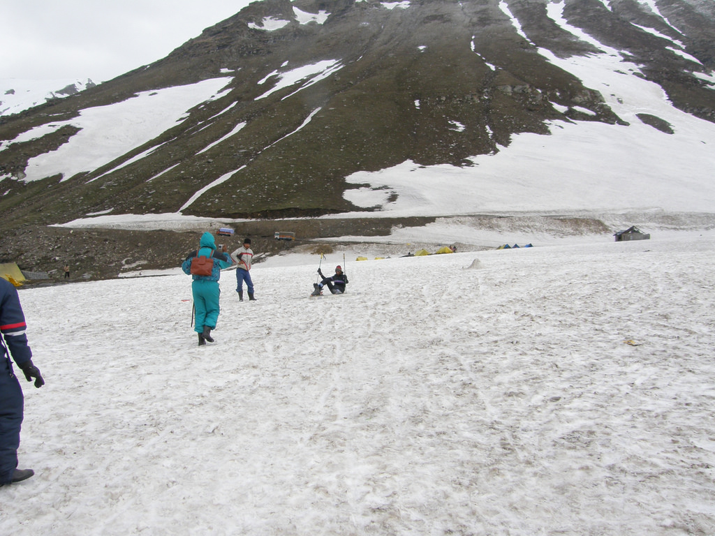 Day 3 Manali to Rohtang Pass
