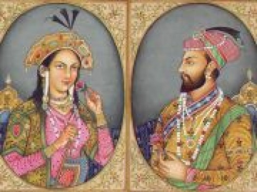 Agra As King And Queen