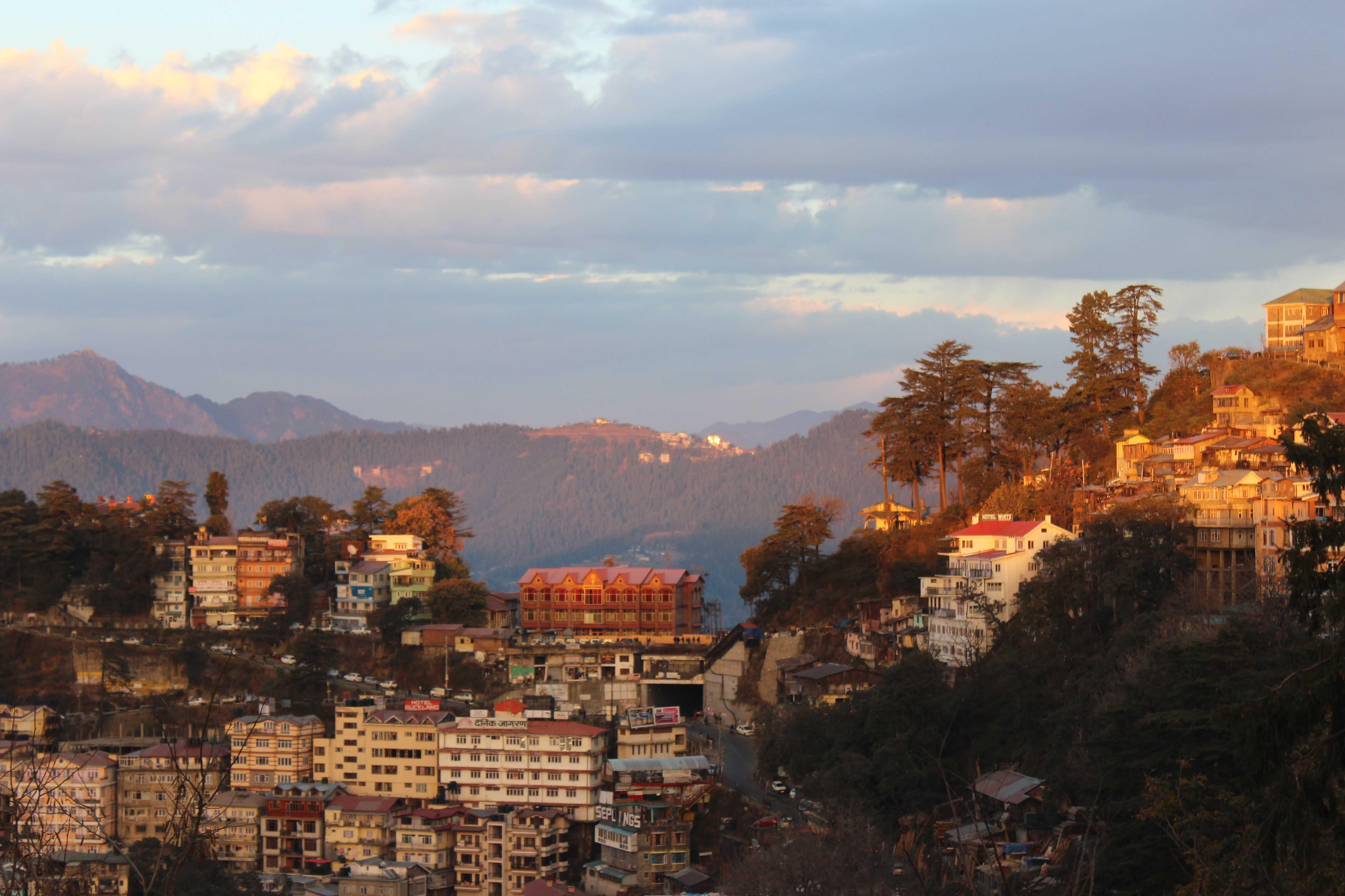 Day 6:- Shimla - Delhi