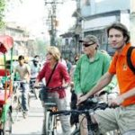 Shah Jahan Bicycle Tour in old delhi