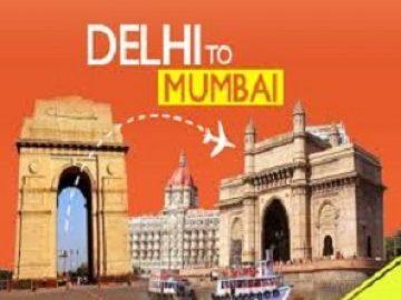 cheap delhi mumbai flight ticket