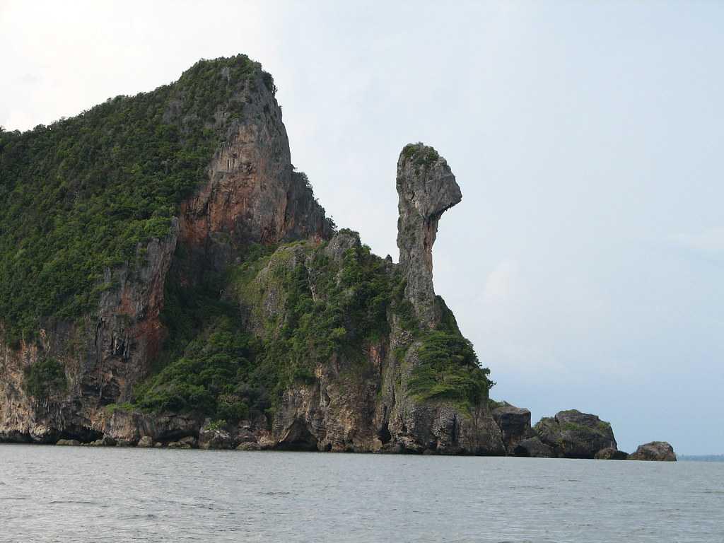 Day 4 : Krabi - Four Island Tour of Krabi with lunch