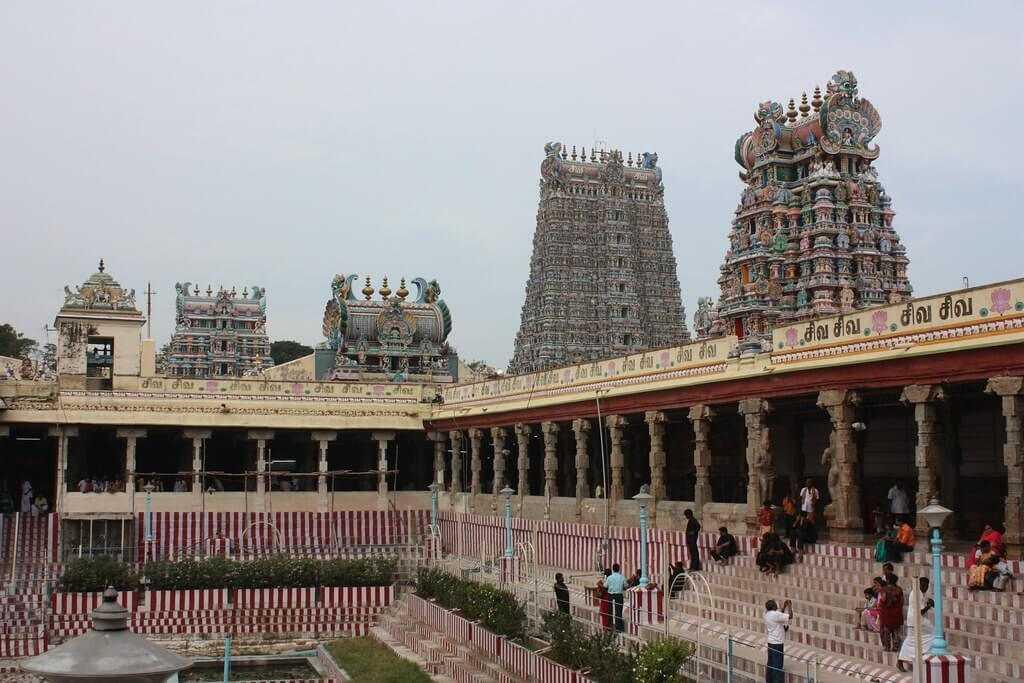 Day 08 : Madurai Sightseeing - Rameshwaram