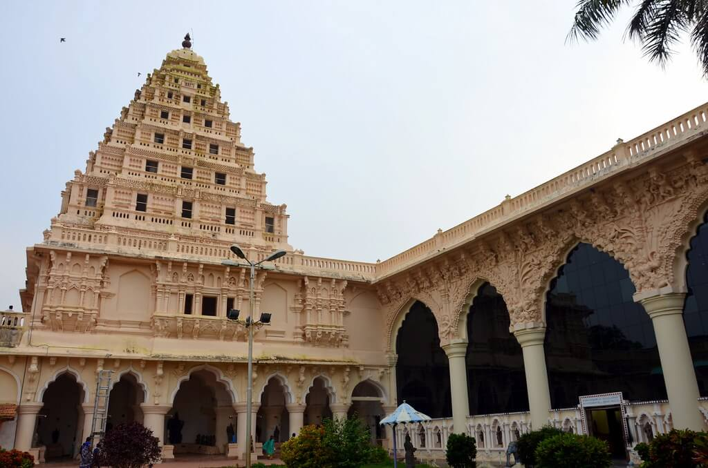 Day 06 : Thanjavur sightseeing - Trichy