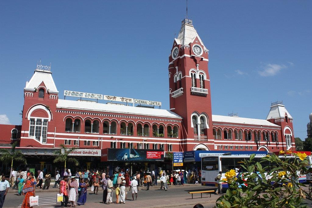 Day 01 : Chennai Airport - Hotel